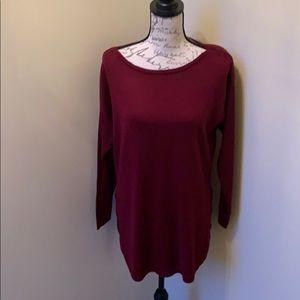 I.N. Studio Petite Sweater Tunic